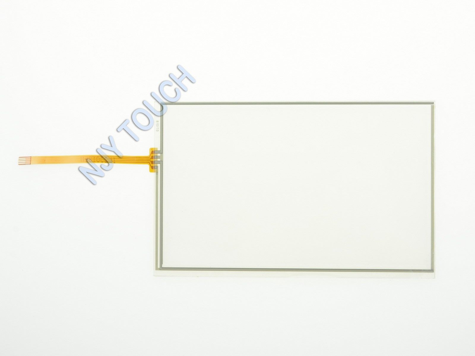 7 inch 165*104mm 4 Wire Resistive Touch Screen Panel