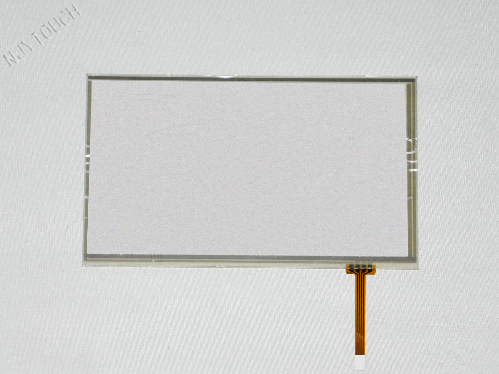 7 inch 165*100mm 4 Wire Resistive Touch Screen Panel