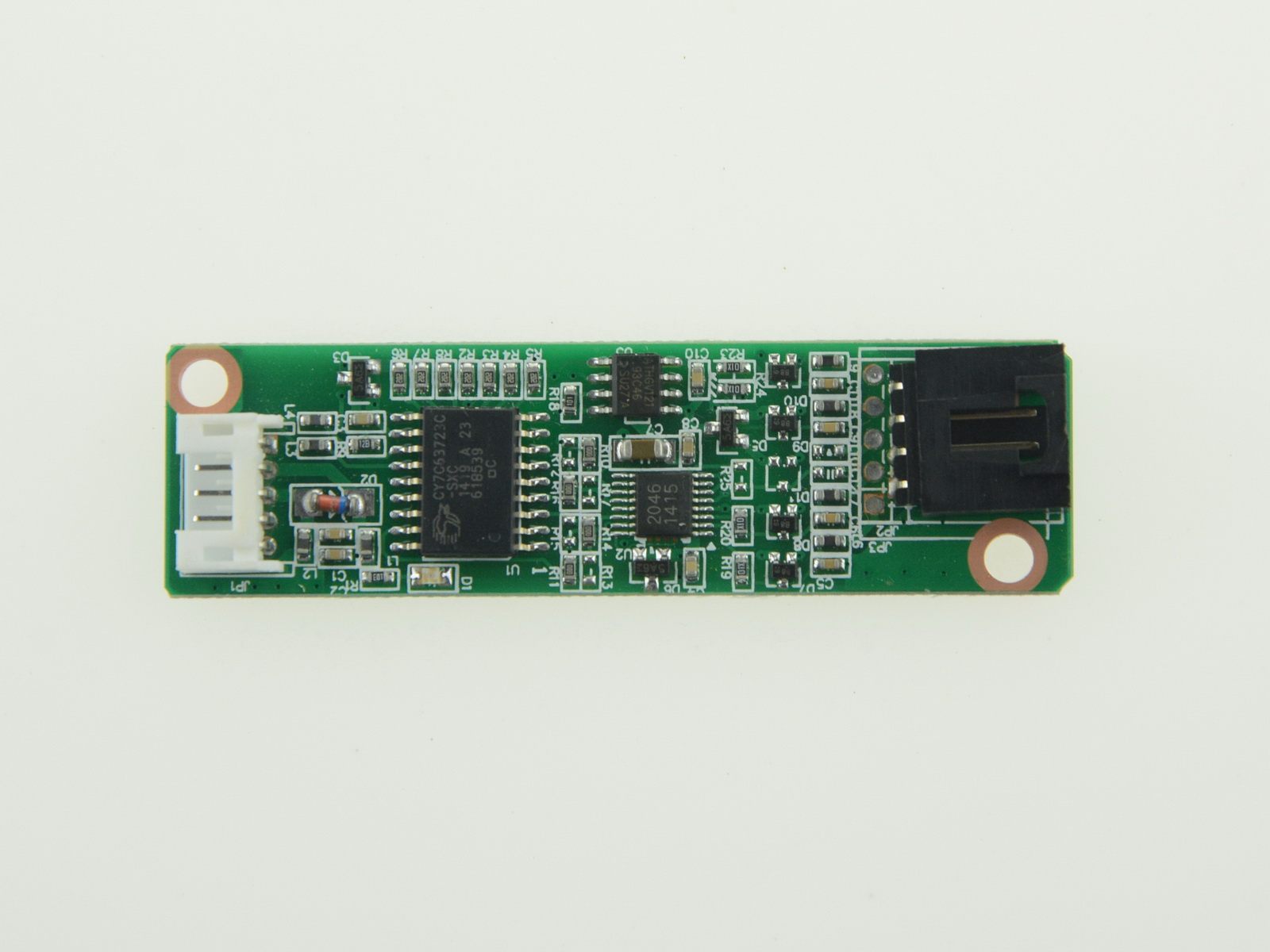 4-wire USB Resistive Touch Panel Controller Board