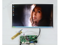 15.6 inch LP156WH4(TL)(A1) LED Panel 40 Pin 1366x768+HDMI+DVI+VGA Controller Board