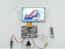 7 inch TFT INNOLUX AT070TN82 2*30 Pin LCD Screen Panel Module+KYV Controller Board