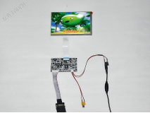 7 inch TFT INNOLUX AT070TN83 V.1 40 Pin LCD Screen Panel Module Controller 800x480