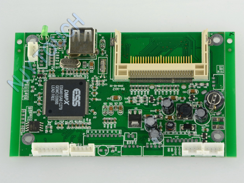 E84 Advertising Player Board