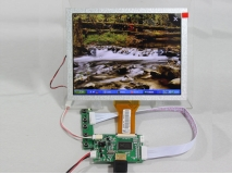 8 inch 800x600 EJ080NA-05A AT080TN52 LCD Panel + HDMI input LCD Controller Board