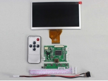 6.5inch 800x480 AT65TN14 lLCD Screen for Raspberry PI+HDMI LCD Controller Board