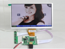 9 inch 800x480 AT090TN10 LCD Panel+Remote control+HDMI input LCD Controller Board