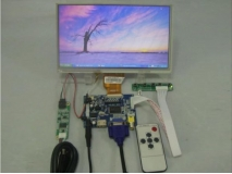 9 inch AT090TN10 AT090TN12 800x480 LCD+Touch Panel+HDMI+VGA+2AV LCD Control Board