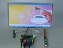14 inch 1366*768 LCD Panel HT140WXB Touch Screen+HDMI+VGA+2AV Driver Board