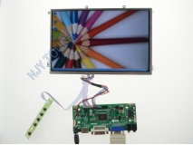 10.1 inch B101EW05 1280x800 LED Screen Panel+HDMI+DVI+VGA LCD Controller Kit