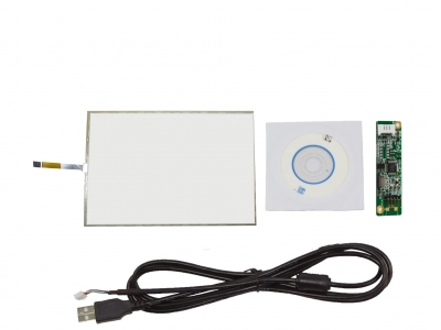 17 inch 5 Wire Resistive Touch Screen Panel