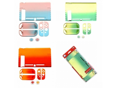 Protective Case For Nintendo Switch NS Joy-Con Cover Detachable Ultra Thin Shell